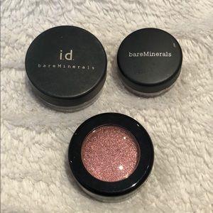 NEW & SEALED Bare Minerals Eyeshadow Pot Bundle